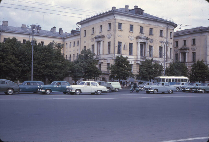 1962 Москва John Nestor.jpg