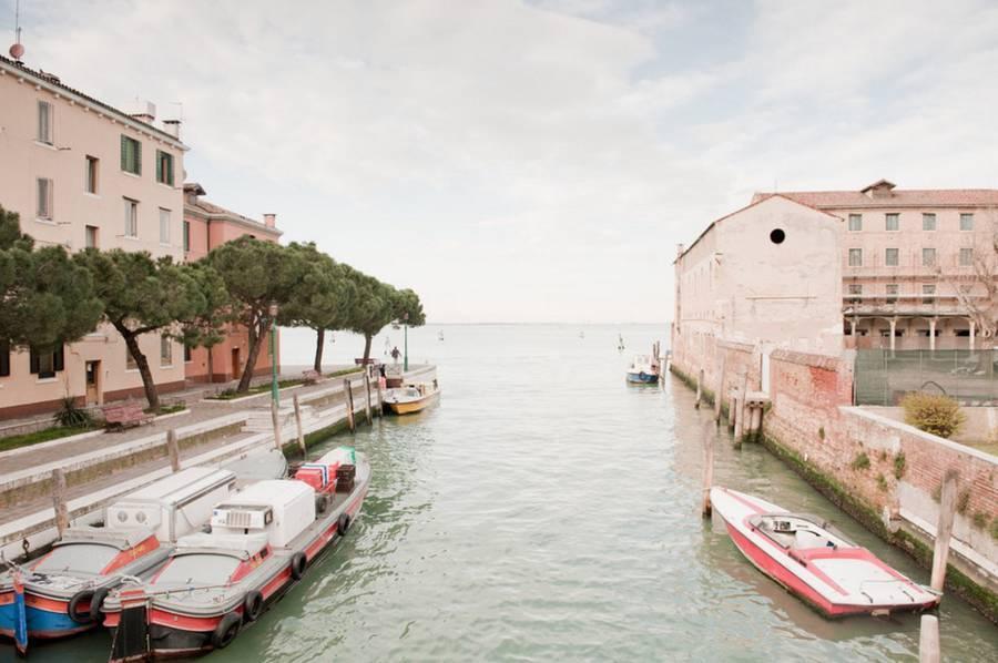 Венеция, когда там нет туристов
