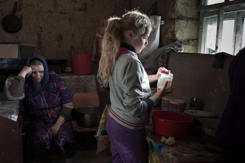 Социальные сироты Молдовы