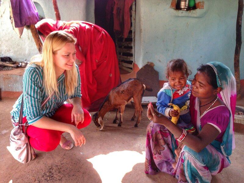 Бунди, штат Раджастан, Индия