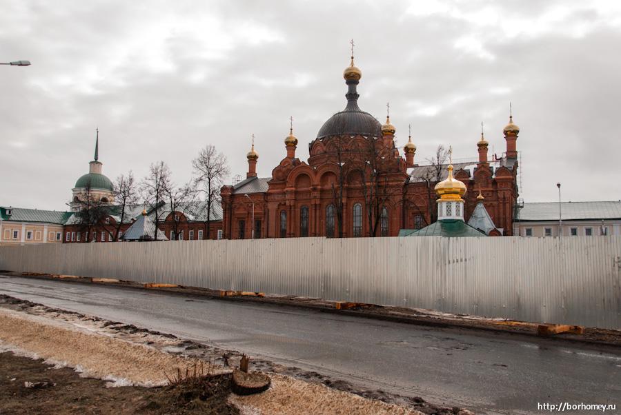 восстановление успенского собора