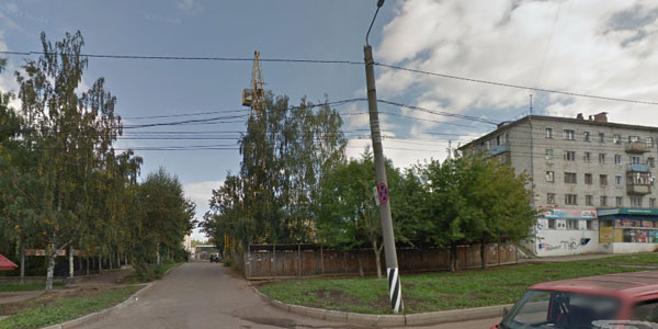 Мэрия ликвидирует незаконную стройку на ул. Ленина
