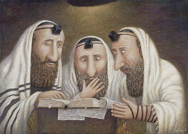 Убойные еврейские анекдоты и мудрые еврейские пословицы
