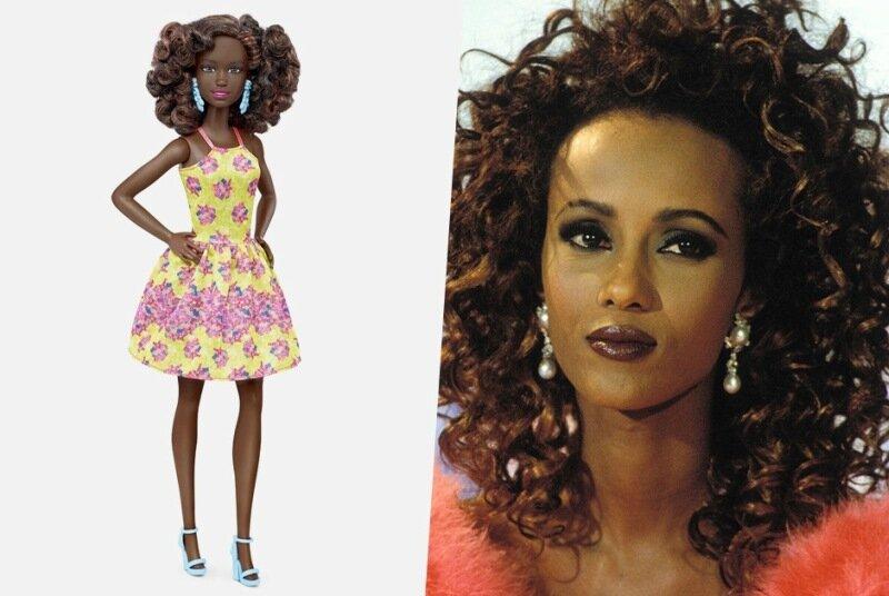 «Боди позитив»: новые версии куклы Барби оказались похожими на 15 знаменитостей