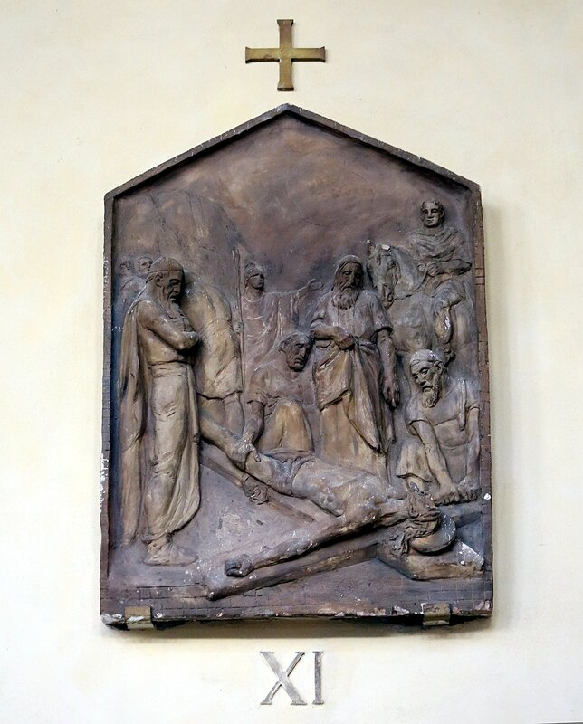 Рим. Базилика святого Саввы (Basilica di San Saba)