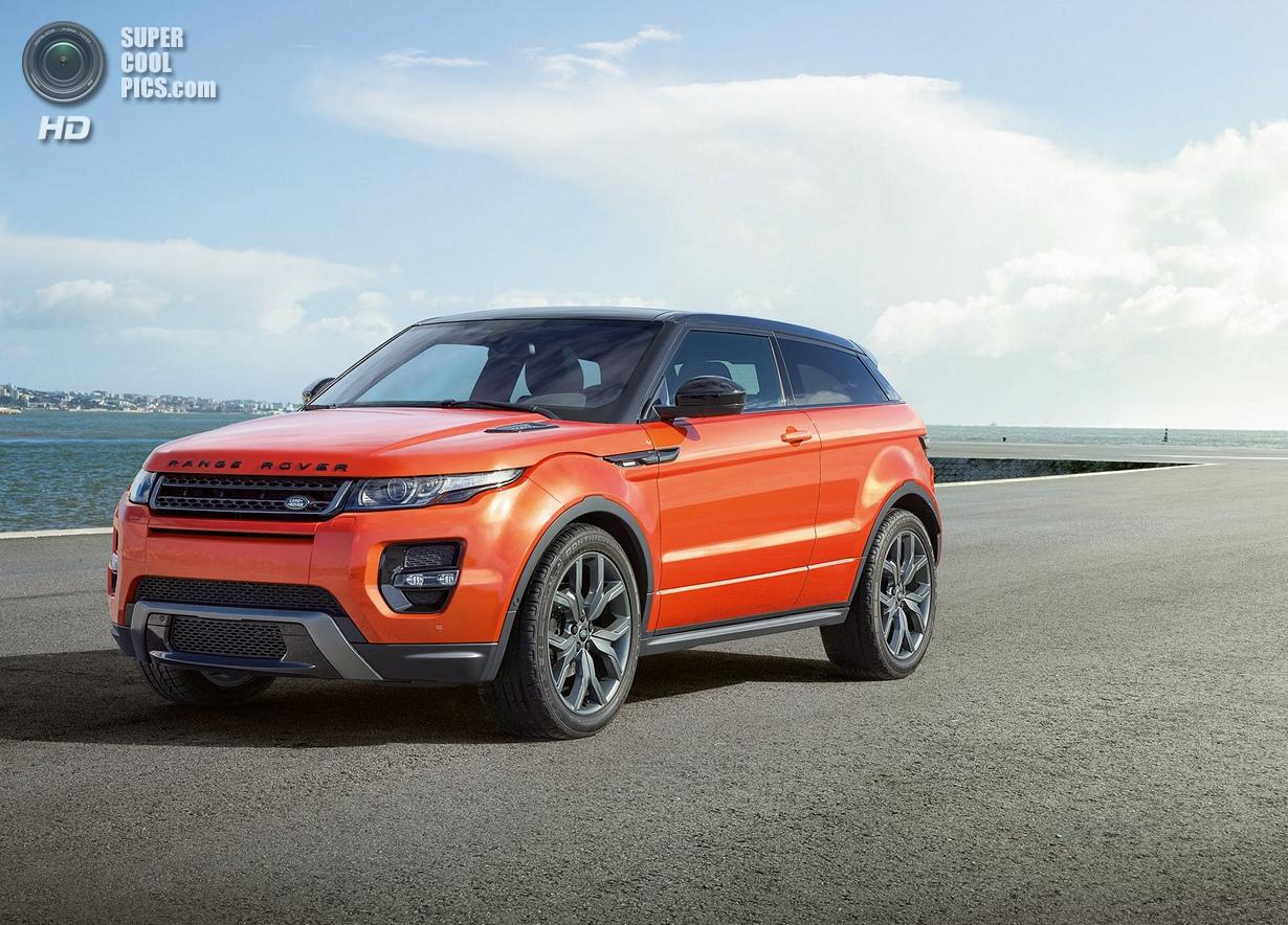 «Автобиография» Range Rover Evoque (11 фото)
