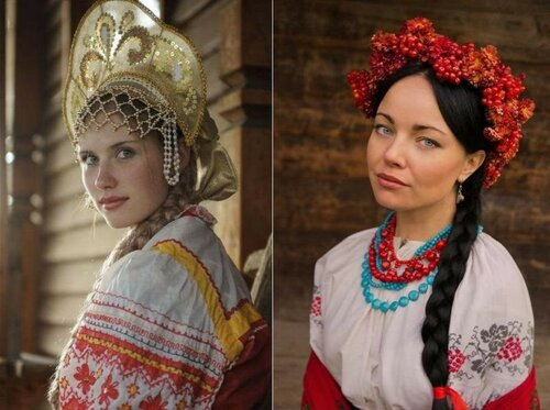 """Хроники триффидов: О """"настоящей украинской"""" вышиванке"""
