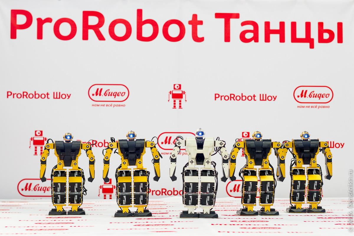 Pro Robot Шоу 2