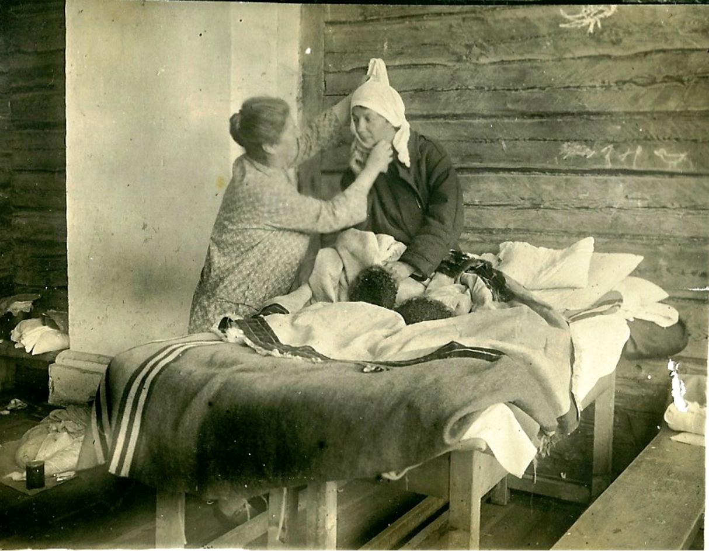 1929. Этнографическая экспедиция в Ойротию (Алтай)