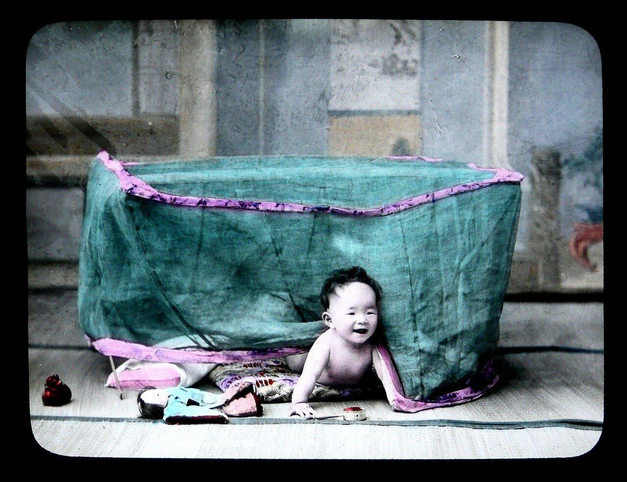 Младенец. 1900 - 1905