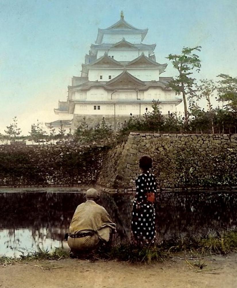Нагоя. Замок Нагоя.