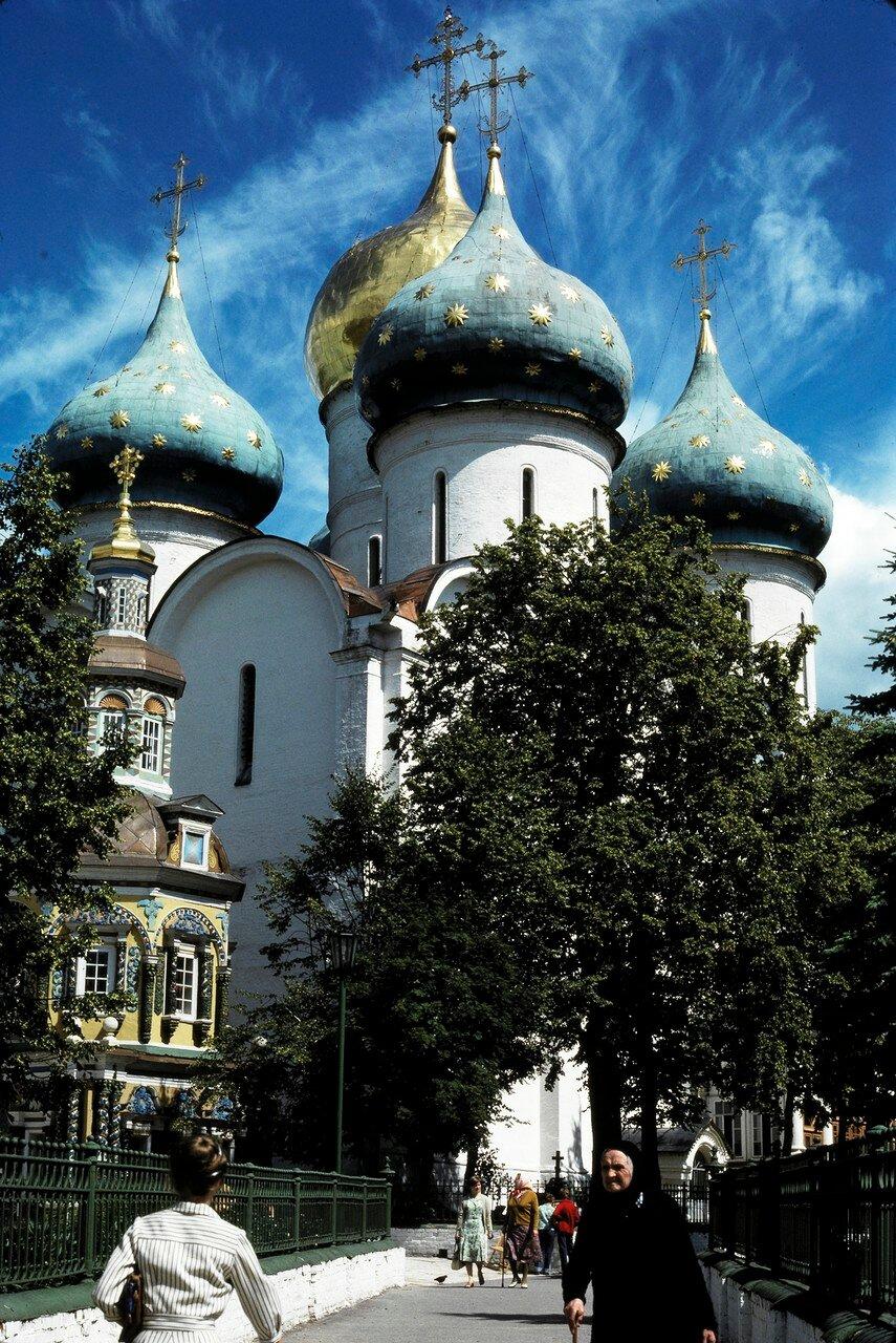 Загорск. Церковь Вознесения Господня