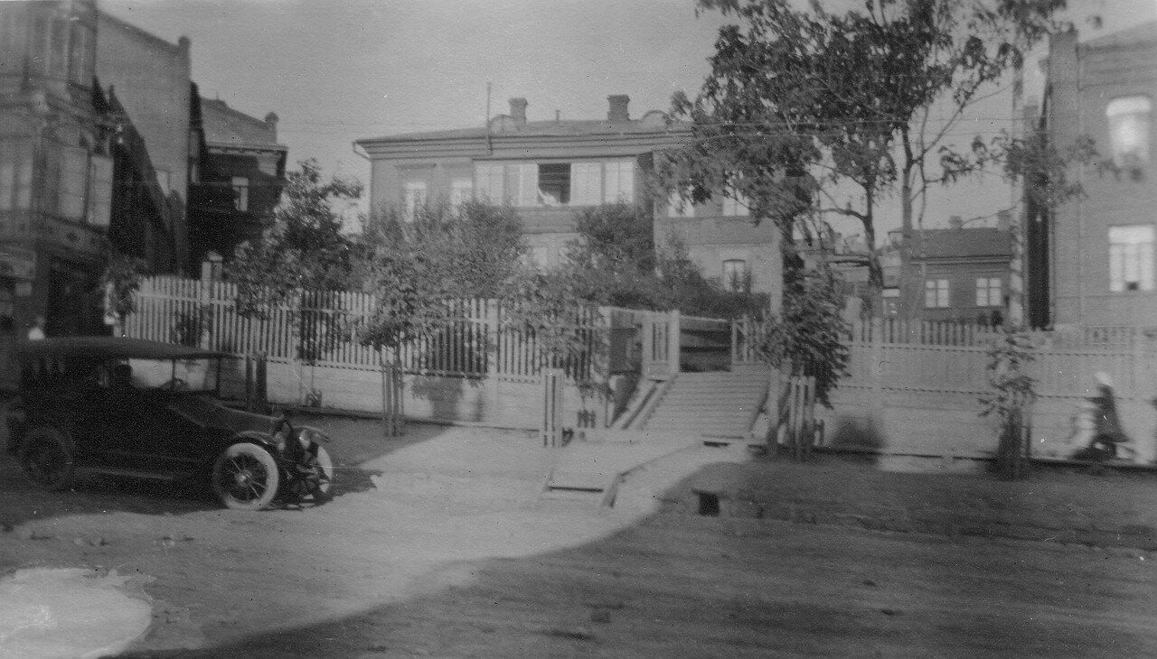 Дом предпринимателя Р.И. Бюргена