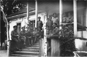 47. 1915. Штаб 46-й пехотной дивизии. После 24 июня (7 июля). Посад Юзефов Люблинской губернии