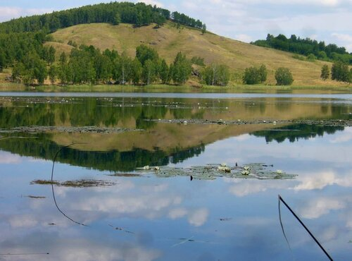 рыбалка в башкирии учалинский район