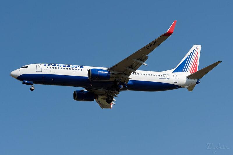 Boeing 737-85P (EI-RUF) Трансаэро DSC_2660