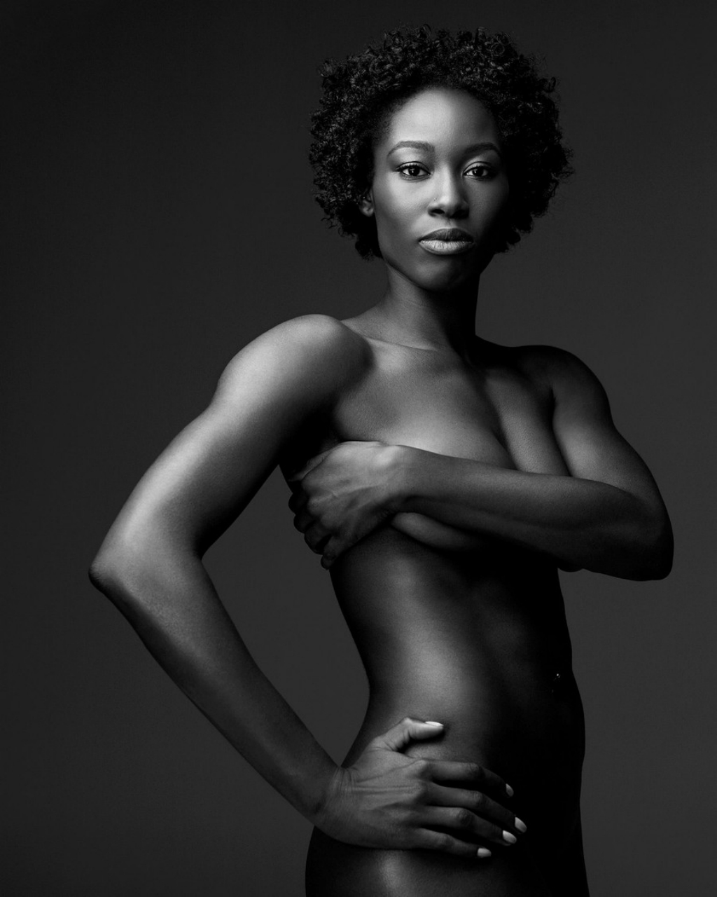 Фото голых девушек спортивного телосложения 28 фотография