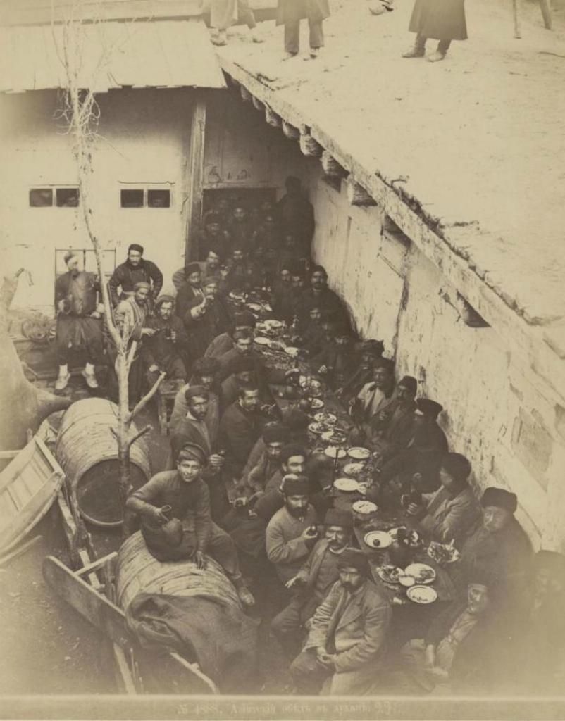 Кавказ и Закавказье в 19 веке