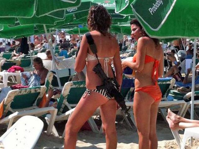 Секс израиль на пляже