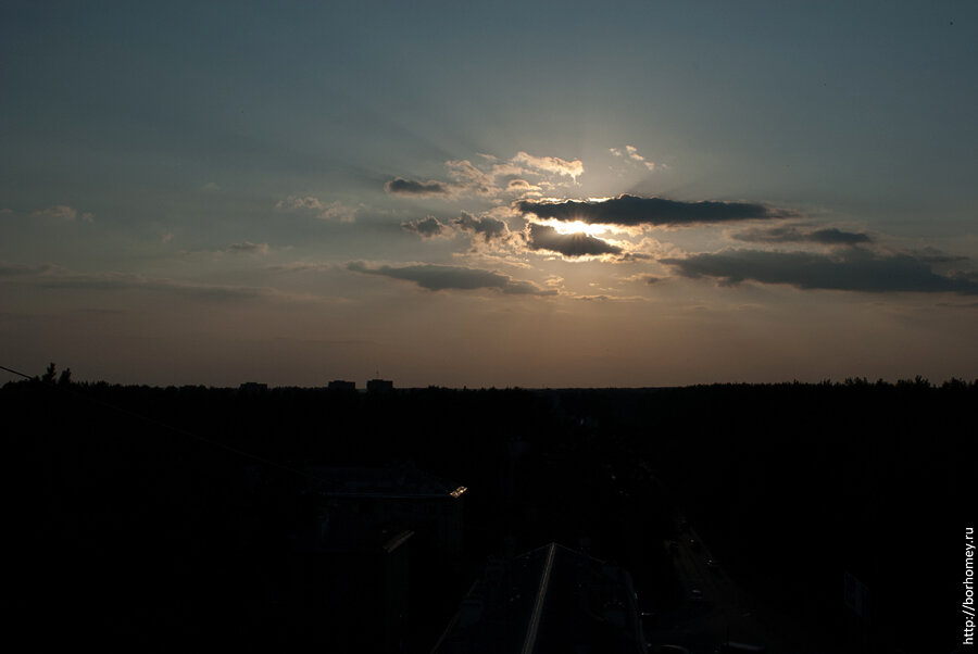 небо над саровом