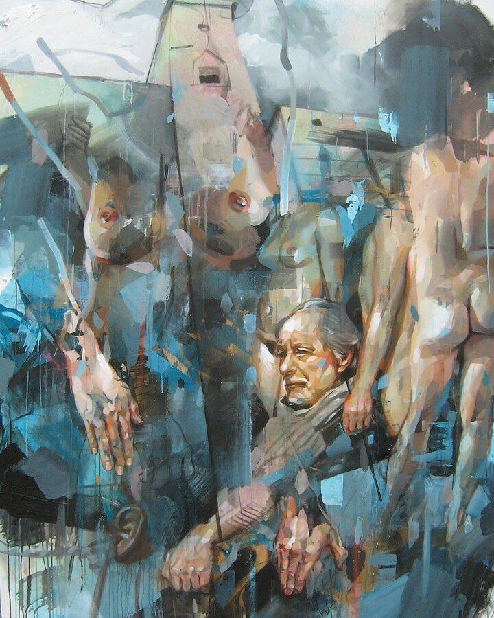 Vilcollet Pascal. Современный художник из Франции 15