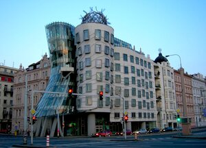 Геометрия Праги