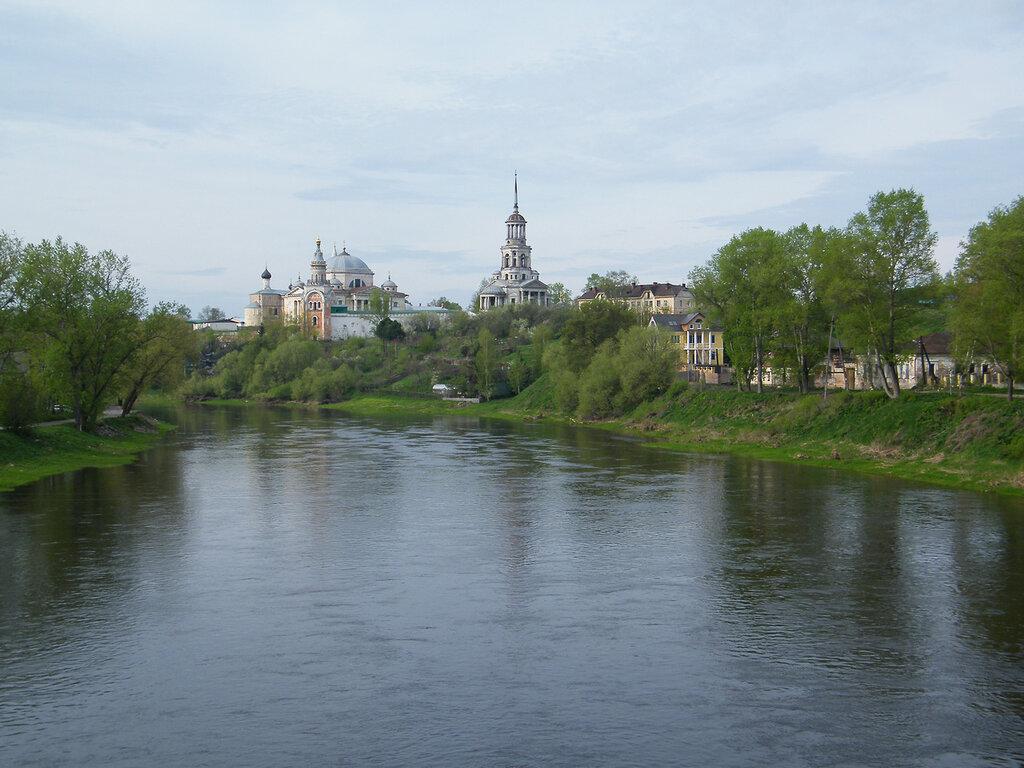 город Торжок, города России