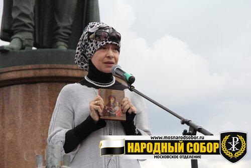 Мкртчан Елена Владимировна, певица, лауреат Пушкинской премии, автор и ведущий цикла «Возвращение на Родину»