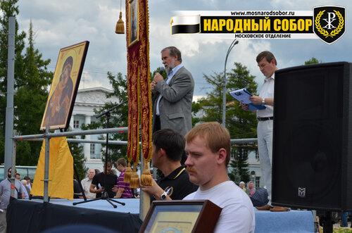 Печерский Андрей Николаевич,секретарь Союза писателей Росси,  главный редактор газеты «Русь Державная
