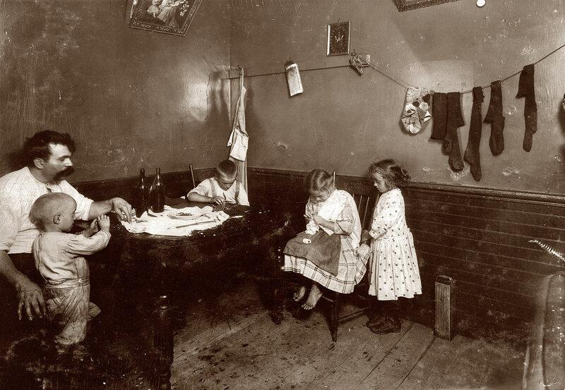 Дети Америки (1912-1935 г.г.)