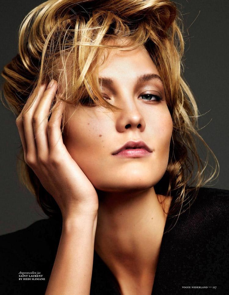 Карли Клосс (Karlie Kloss) в журнале Vogue Netherlands (7 фото)