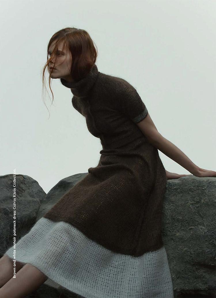 Ирина Кравченко (Irina Kravchenko) в журнале Bon