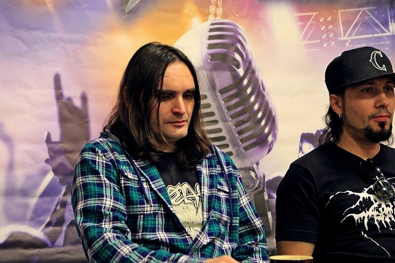 Louna в школе рока Rock Stars School в Кирове: Рубен Казарьян