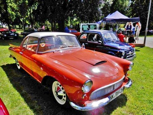 Auto Union 1000 SP 1957