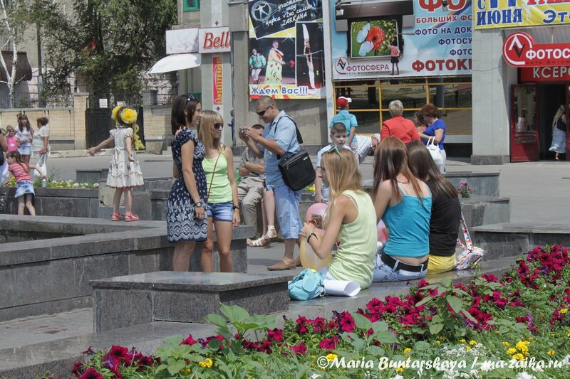 Флэшмоб на проспекте кирова саратов в незапные вдео фото 561-167