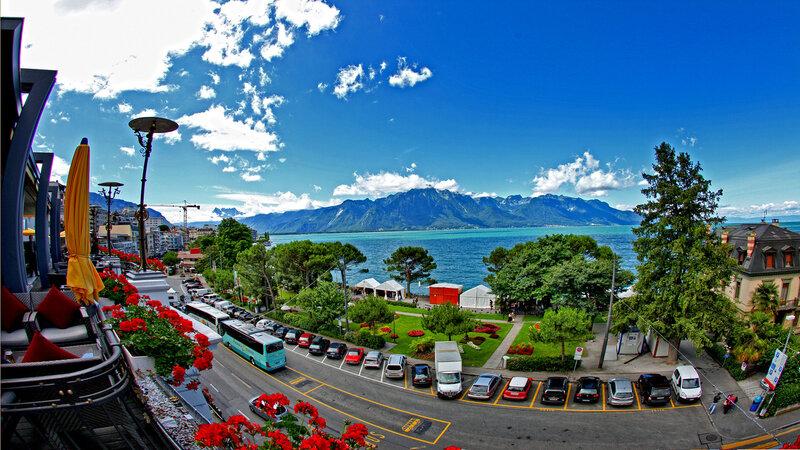 Женевское-озеро_Montreux