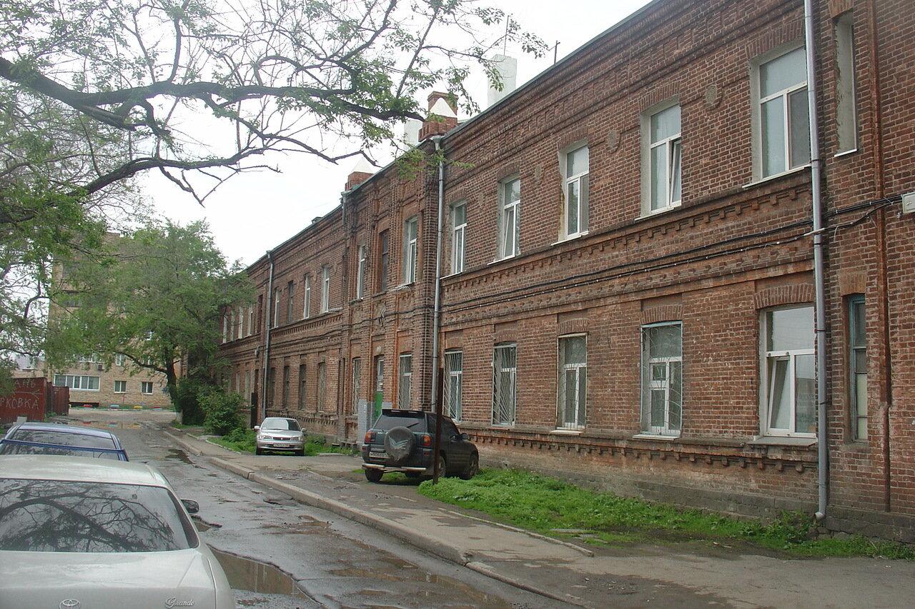 Владивосток, Крыгина 5