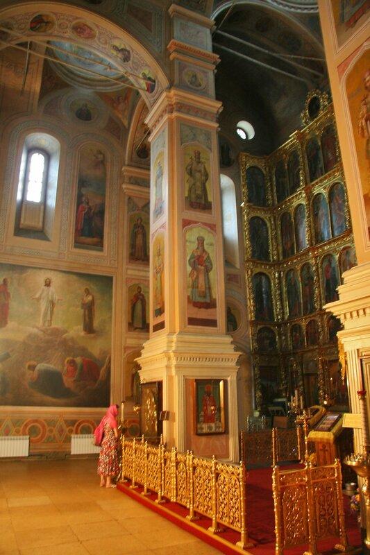 Дмитров, Внутреннее убранство Успенского собора