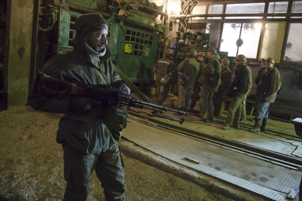 Террористы обстреляли из минометов Красногоровку, - пресс-центр АТО - Цензор.НЕТ 5981