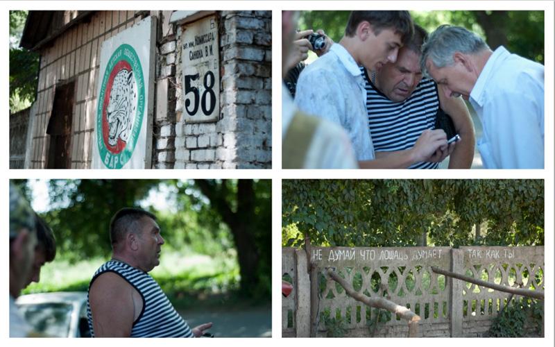 В Луганске животные погибают от голода