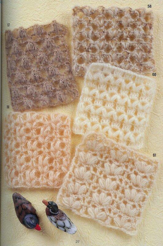Предлагаю вам добавить в свои копилочки замечательную японскую книжку с 262-мя образцами и схемами узоров крючком.