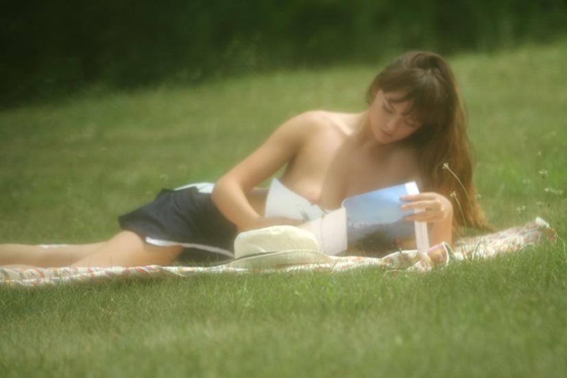 Hannah May / Ханна Мэй, фотограф Joe Wehner в журнале Treats Magazine