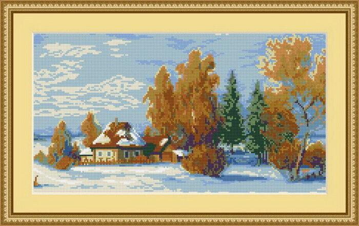 Изображение 0 из 1 br/Изображение Зимний пейзаж.