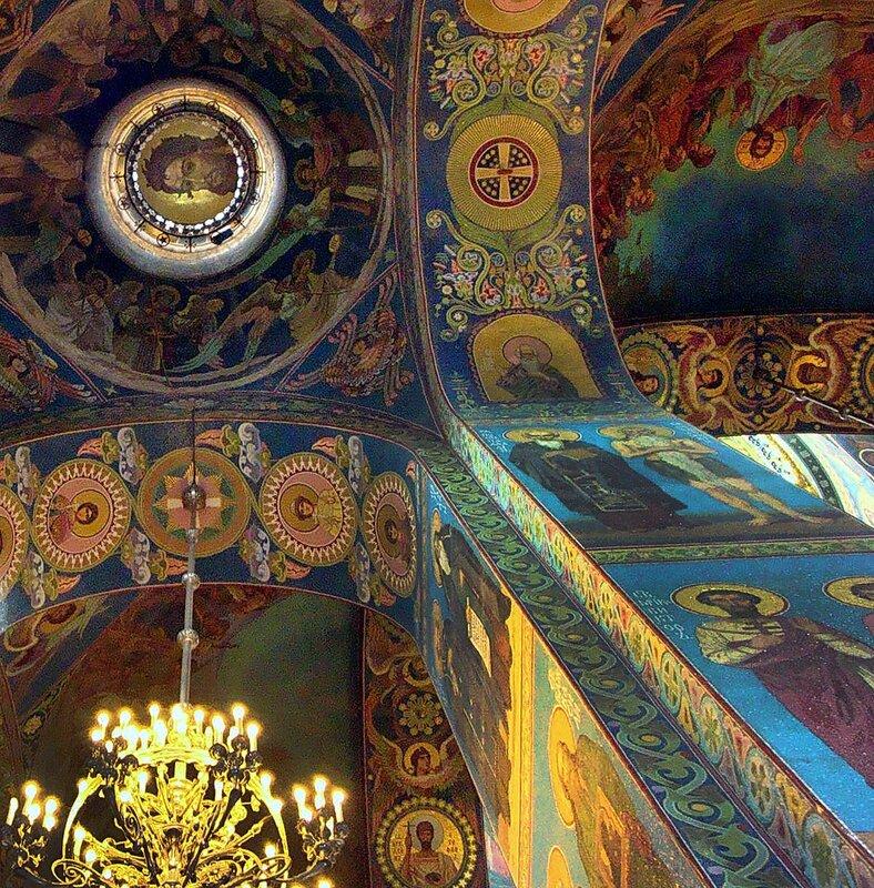 РЕЛИГИЯ В ЖИВОПИСИ*ФРЕСКИ ХРАМА ...: www.liveinternet.ru/users/5132602/post270588680