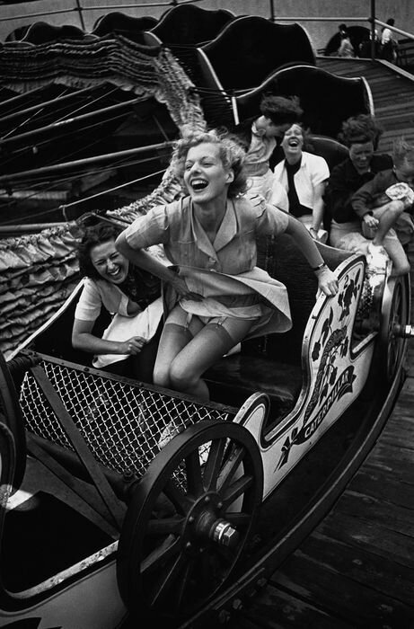 <Two at the Fair> by Kurt Hutton