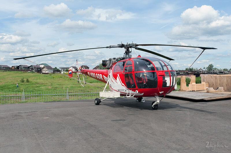 Sud SA-319 Alouette III DSC_2325