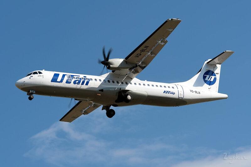 ATR-72-212A (VQ-BLN) ЮТэйр DSC_2651