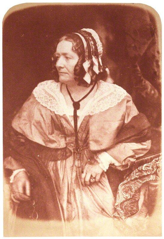 NPG P6(112); Anna Brownell Jameson (nÈe Murphy)