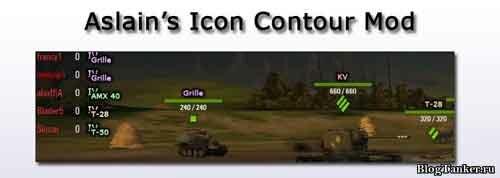 мод для World of Tanks