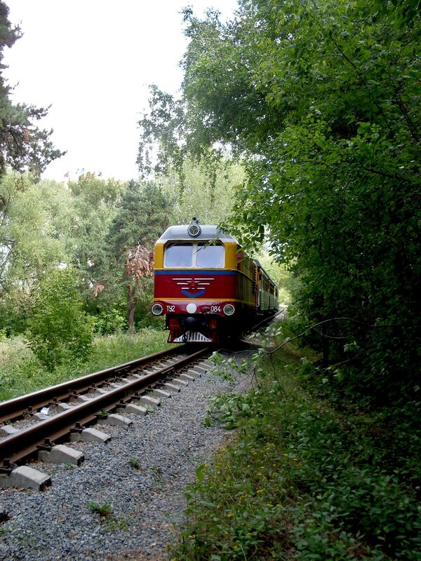 Челябинская Детская железная дорога